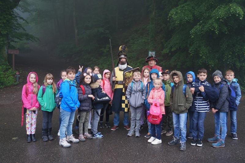 Ausflug zur Burg Windeck